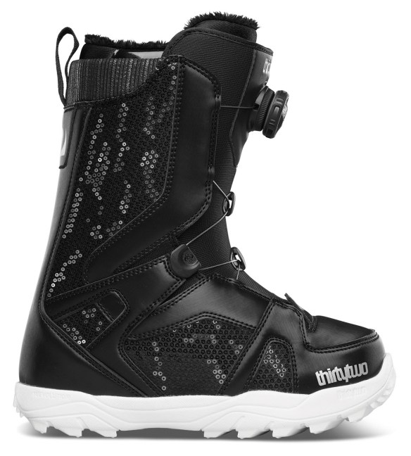 Thirtytwo 32 Womens STW BOA Snowboard Boots Black 2015 UK 6