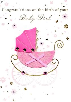 Small Of Congratulations On Your Baby Girl