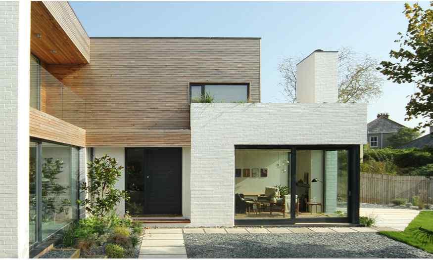 Interiores modernos por kathryn tyler for Interiores de casas modernas