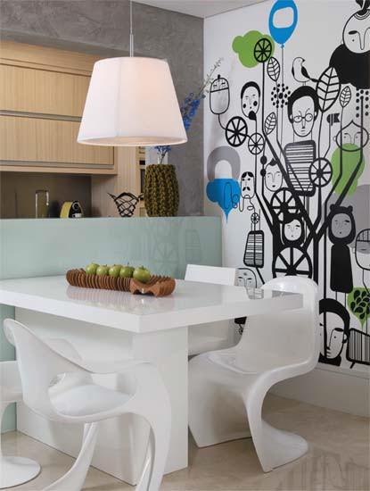Dise o de interiores de departamentos mucho espacio de for Diseno de espacios interiores