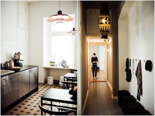 Departamento con muebles de dise o cl sico modernos for Departamento moderno decoracion