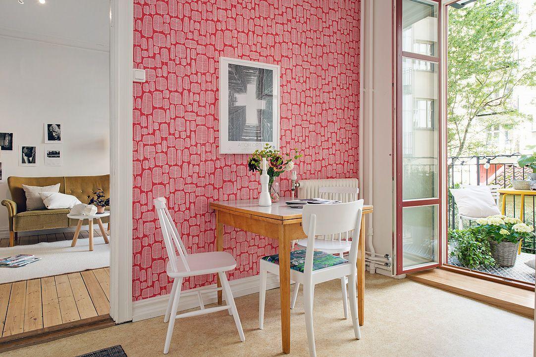 Decorando un monoambiente con muebles vintage for Sillas para living