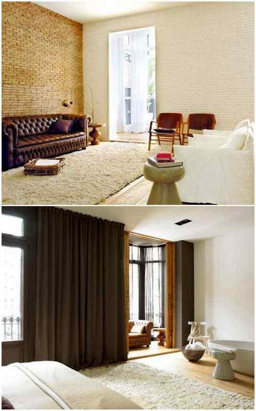 Departamento estilo loft en barcelona decoraci n estilo loft for Decoracion estilo loft