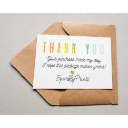 Small Crop Of Business Thank You Cards