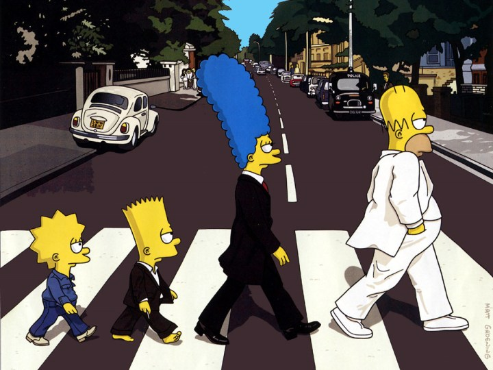 Beatles Abbey Road.11 Album Anh Happy New Year 2014