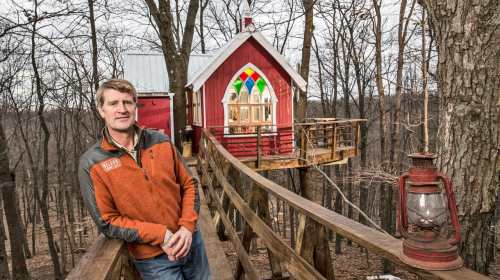Medium Of Treehouse Masters Cost