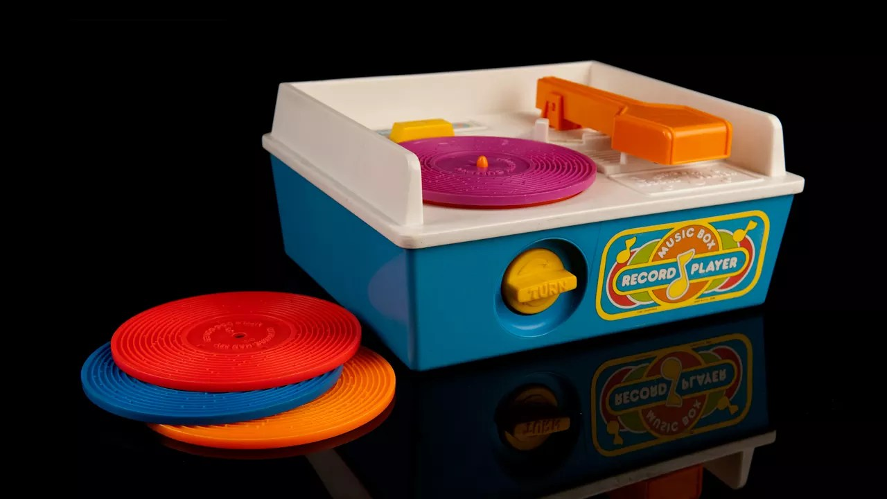 Fullsize Of Fisher Price Record Player