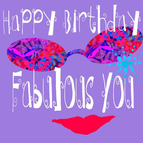 Medium Crop Of Happy Birthday Fabulous
