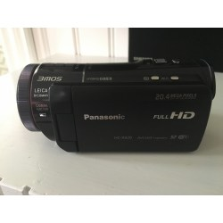 Small Crop Of Panasonic Hc X920