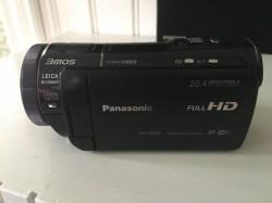 Small Of Panasonic Hc X920