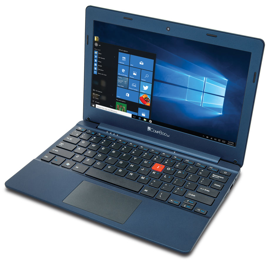 iBall launches Windows 10 CompBook laptop series, prices start at Rs 9,999.