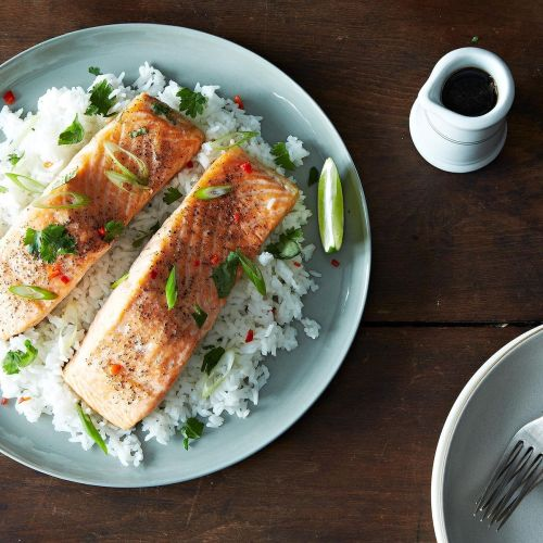 Mutable Salmon As A Side Dish What Goes Good Becc6b9e B995 4915 9d24 6d2dfccf45fb 2014 0121 Wc Roasted Salmon 003 What Goes Good Salmon Pink