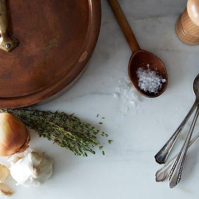 Cowgirl Creamery's Parmesan Broth