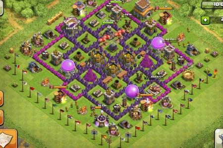 clash of clans village 1000x797