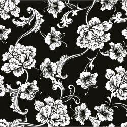 Black flower background 20 black white flower backgrounds wallpapers freecreatives mightylinksfo