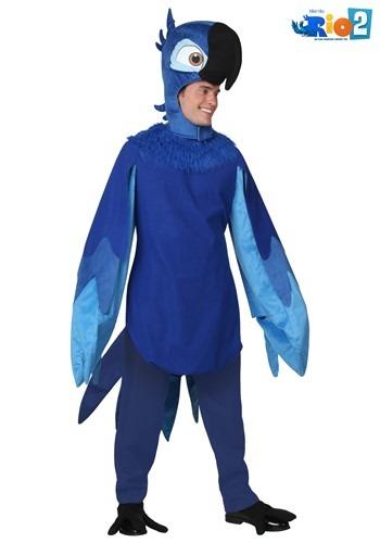 Adult Blu Costume