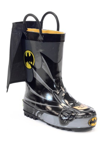 Kids Batman Rain Boots