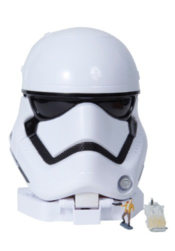 Star Wars The Force Awakens First Order Stormtrooper Micro Machines