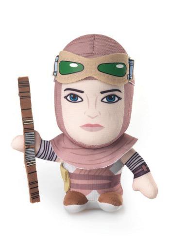Star Wars The Force Awakens Rey Super Deformed Plush