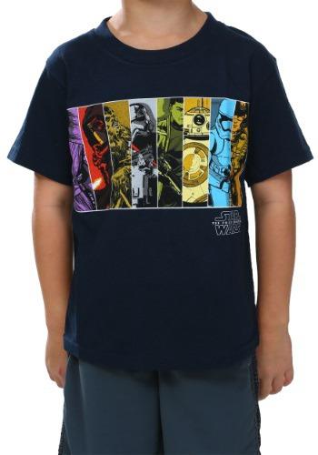 Star Wars Episode 7 Pick Your Side Boys T-Shirt