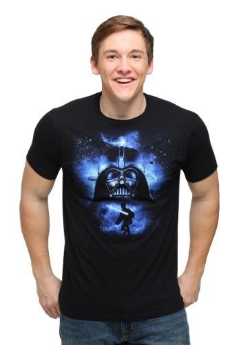 Star Wars Space N Vader Men's T-Shirt