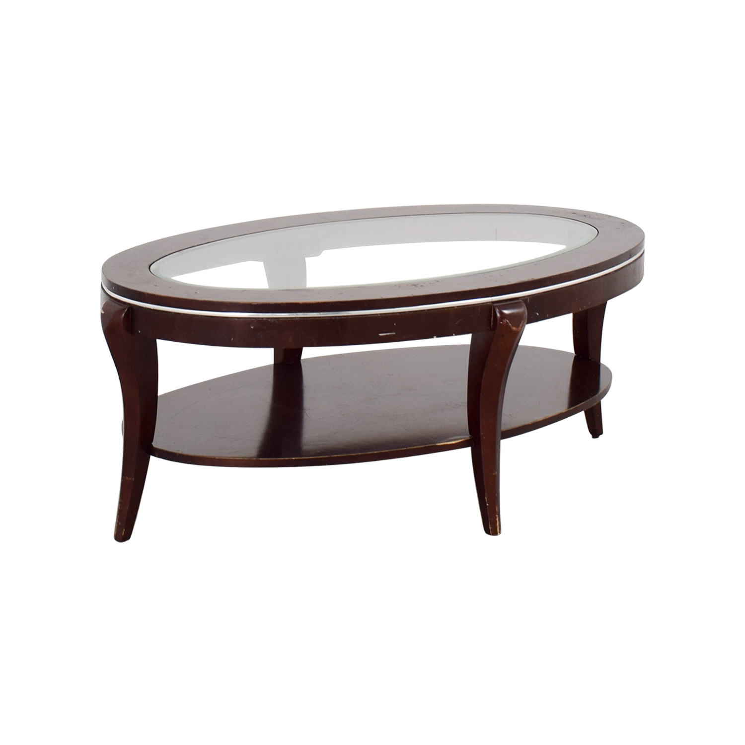Smartly Wood Glass Oval Coffee Table Second Hand Off Wood Glass Oval Coffee Table Tables Oval Coffee Table Glass Oval Coffee Table Marble houzz-02 Oval Coffee Table