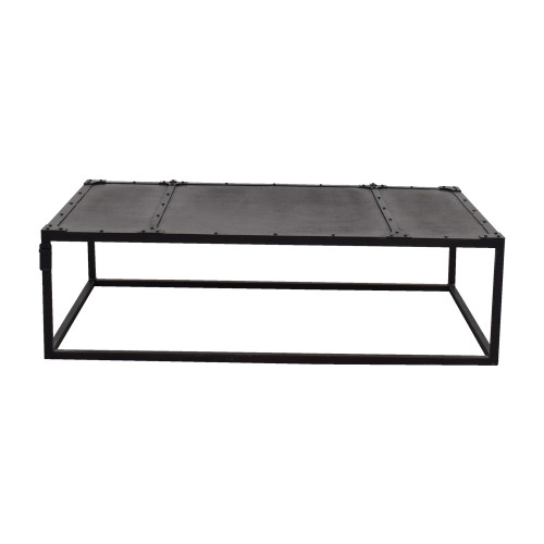 Medium Of Restoration Hardware Coffee Table