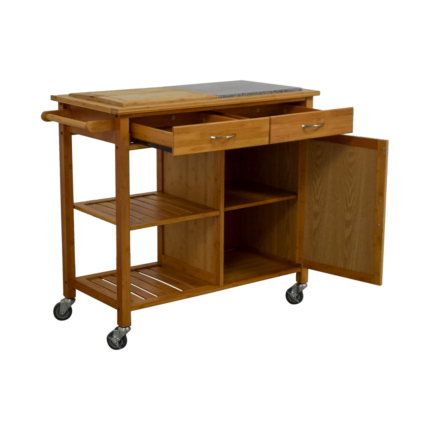 Snazzy Shop Linon Home Bamboo Rolling Kitchen Island Linon Home Utility Off Linon Home Linon Home Bamboo Rolling Kitchen Island Tables Kitchen Island Desk Combo Kitchen Island Design Software kitchen Kitchen Island Desk