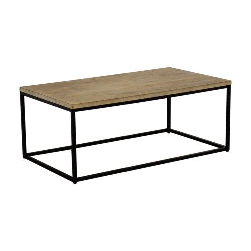 Medium Of Wooden Coffee Tables
