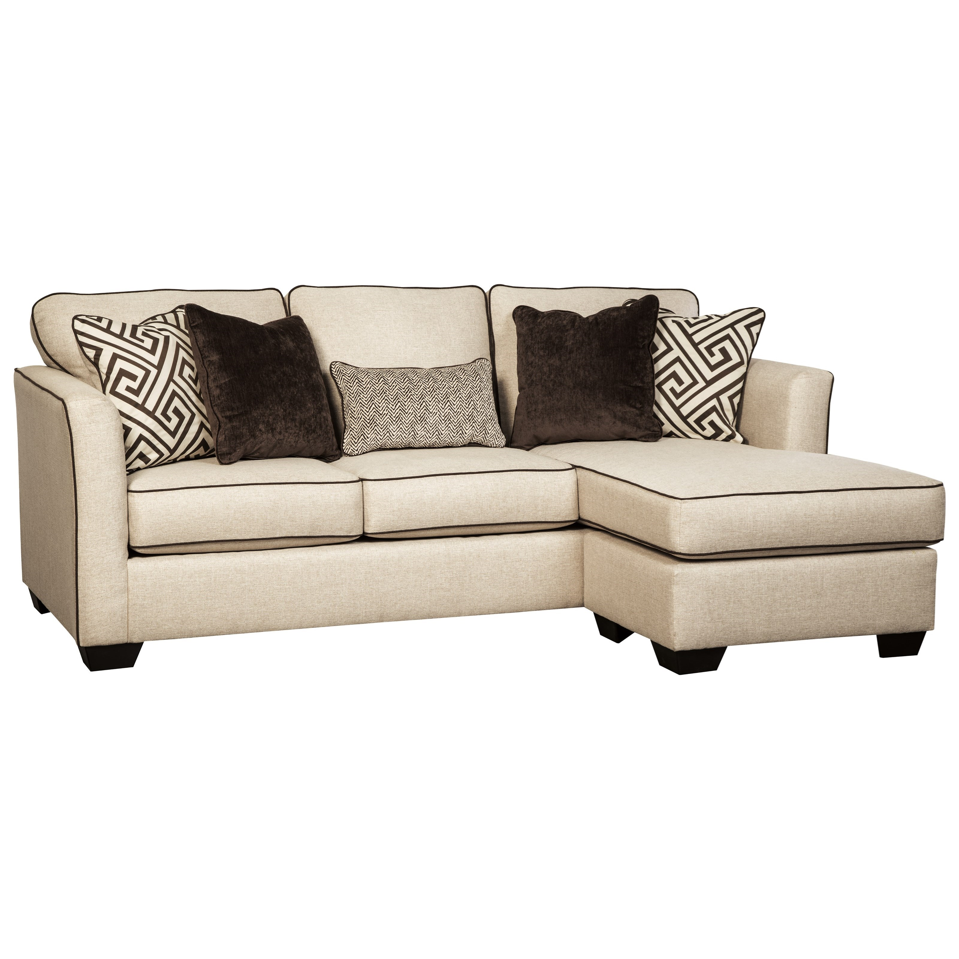 Grand Chaise Slipcover Benchcraft By Ashley Carlinworth Queen Sofa Chaise Sleeper Item Benchcraft By Ashley Carlinworth Queen Sofa Chaise Couch Chaise Lear Couch houzz-03 Couch With Chaise