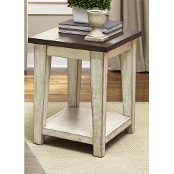 Small Crop Of Rustic End Tables