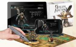 Golem Arcana announces final expansion against poor sales