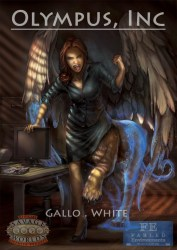 Urban fantasy meets Savage Worlds: Olympus Inc