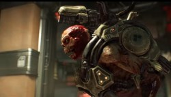 Blood soaked DOOM trailer