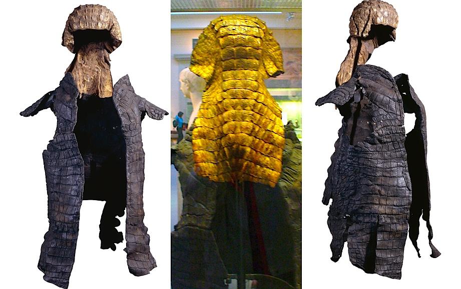 Croc armour