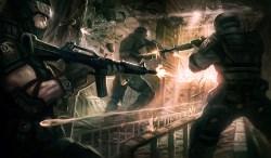Sleeper - Gunfight