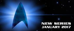 New Star Trek series due January 2017