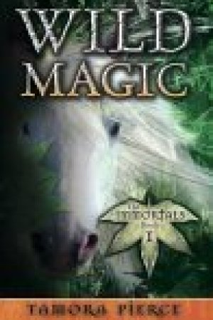read online Wild Magic (Immortals, #1)
