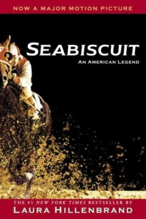 Reading books Seabiscuit: An American Legend