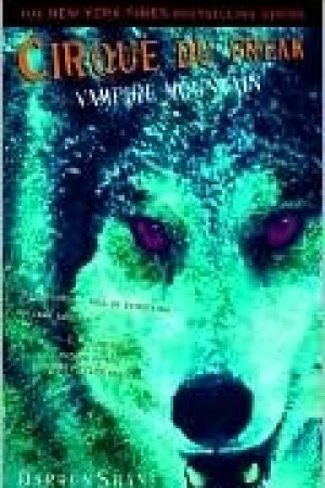 Reading books Vampire Mountain (Cirque Du Freak, #4)