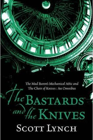 Reading books The Bastards and the Knives (Gentleman Bastard, #0)