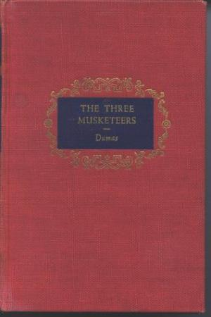Reading books The Three Musketeers (World's Greatest Literature)