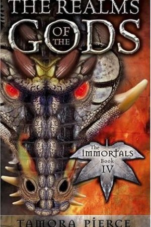 Reading books The Realms of the Gods (Immortals, #4)