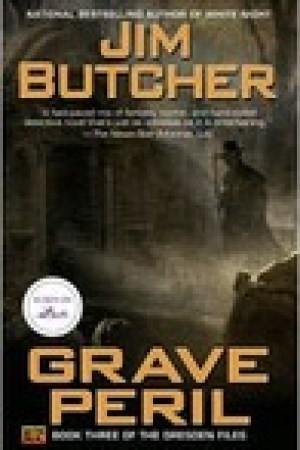 read online Grave Peril (The Dresden Files, #3)