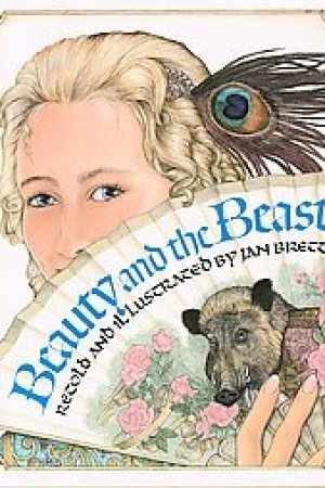 Reading books Beauty and the Beast