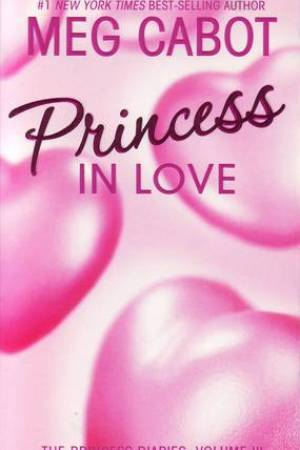 Reading books Princess in Love (The Princess Diaries, #3)