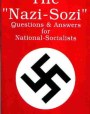 The Nazi-Sozi: Questions & Answers for National Socialists