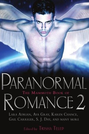 Reading books The Mammoth Book Of Paranormal Romance 2