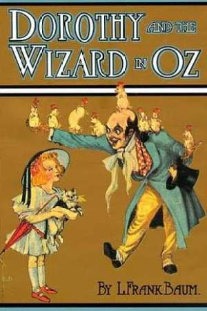 Reading books Dorothy and the Wizard in Oz (Oz, #4)