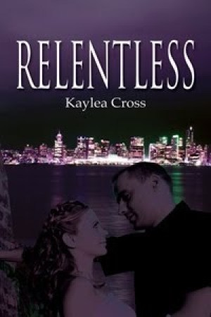 Reading books Relentless (Suspense Series, #4)